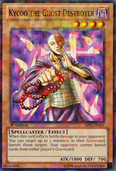 Kycoo the Ghost Destroyer - BP02-EN011 - Mosaic Rare - Unlimited Edition