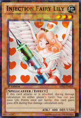 Injection Fairy Lily - BP02-EN018 - Mosaic Rare - Unlimited