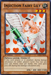 Injection Fairy Lily - BP02-EN018 - Rare - Unlimited