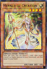 Herald of Creation - BP02-EN053 - Mosaic Rare - Unlimited