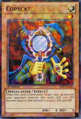 Copycat - BP02-EN058 - Mosaic Rare - Unlimited