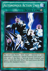 Autonomous Action Unit - BP02-EN140 - Common - Unlimited on Channel Fireball