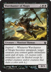 Warchanter of Mogis - Foil