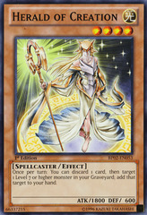 Herald of Creation - BP02-EN053 - Common - Unlimited