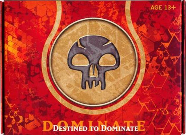 Born of the Gods Prerelease Kit - Destined to Dominate - Black