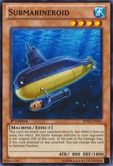 Submarineroid - BP02-EN044 - Common - Unlimited