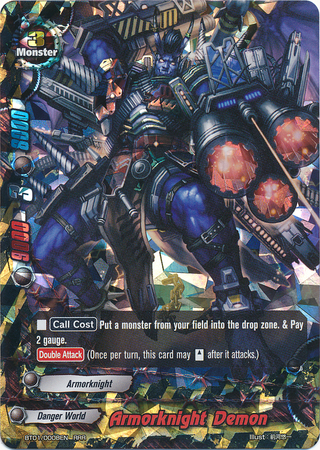 Armorknight Demon - BT01/0008 - RRR