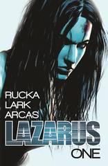 Lazarus Tp Vol 01 (Aug130621) (Mr)
