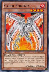 Cyber Phoenix - SDCR-EN008 - Common - 1st Edition