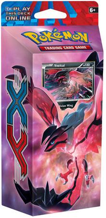 XY - Destruction Rush (Yveltal) Theme Deck