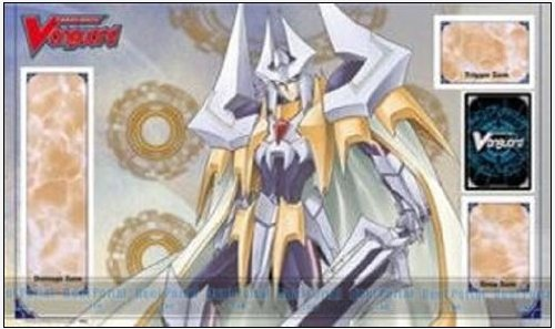 Cardfight! Vanguard Triumphant Return of the King of Knights Alfred Playmat