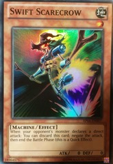 Swift Scarecrow - AP04-EN007 - Super Rare - Unlimited Edition on Channel Fireball