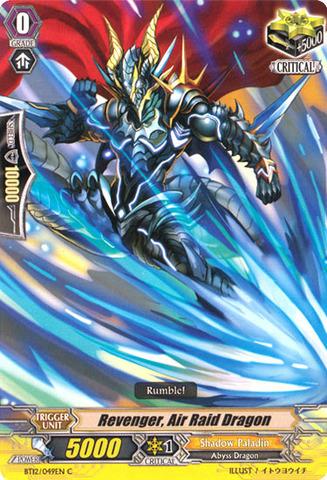 Revenger, Air Raid Dragon - BT12/049EN - C