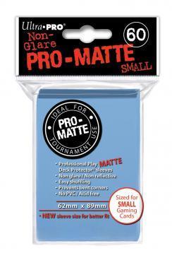 Ultra PRO - Small - 60ct - PRO Matte - Light Blue
