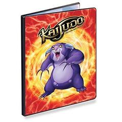 9-Pocket Squeaky & Gargle Portfolio for Kaijudo
