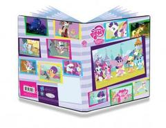 My Little Pony Ultra-Pro 4 Pocket Portfolio Album