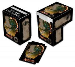 Mana 4 Planeswalker - Ajani Deck Box for Magic