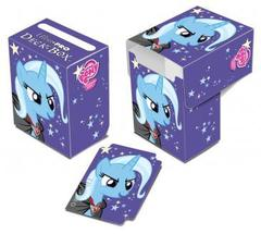 My Little Pony Trixie Ultra-Pro Full-View Deck Box
