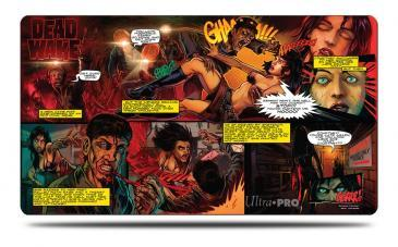 P91 Dead Wake Comic Panels Chapter One Play Mat