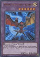 Twin Photon Lizard - SP14-EN020 - Common - 1st Edition