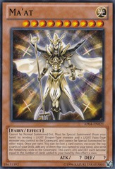 Ma'at - SP14-EN042 - Starfoil Rare - 1st Edition on Channel Fireball