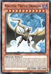 Malefic Truth Dragon - SP14-EN044 - Starfoil Rare - 1st Edition on Channel Fireball