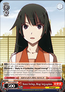 Honest Feelings, Hitagi Senjyogahara - BM/S15-059 - U