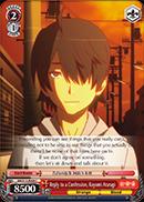 Reply to a Confession, Koyomi Araragi - BM/S15-069 - C