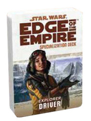 uSWE41 - Edge Of The Empire: Driver Specialization Deck