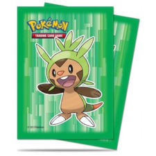 Pokemon XY Chespin Deck Protector 65ct