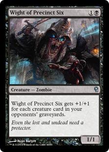 Wight of Precinct Six