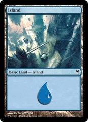 Island (41) on Channel Fireball