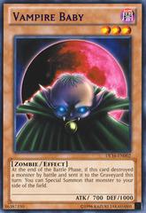 Vampire Baby - Purple - DL16-EN002 - Rare - Unlimited Edition