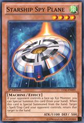 Starship Spy Plane - LVAL-EN099 - Common - Unlimited