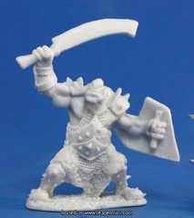 Orc Marauder (Sword and Shield) 77042