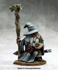 Kael Stonekindle, Dwarf Wizard