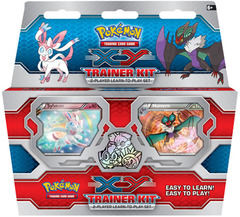XY Trainer Kit - Sylveon and Noivern