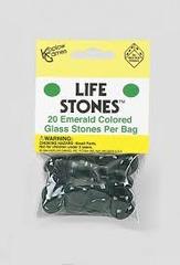 Life Stones - Emerald (20ct)