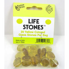 Life Stones - Yellow (20ct)