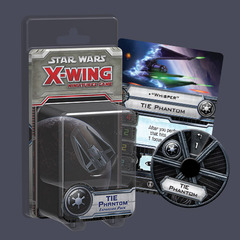 Star Wars: X-Wing Miniatures Game - TIE Phantom Expansion Pack