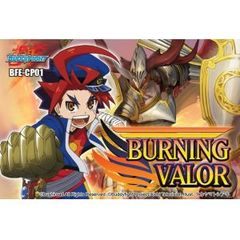 Buddyfight BFE-CP01 Burning Valor Booster Pack