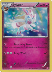 Sylveon - 30/30 - XY Trainer Kit (Foil)