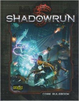 Shadowrun 5th Edition