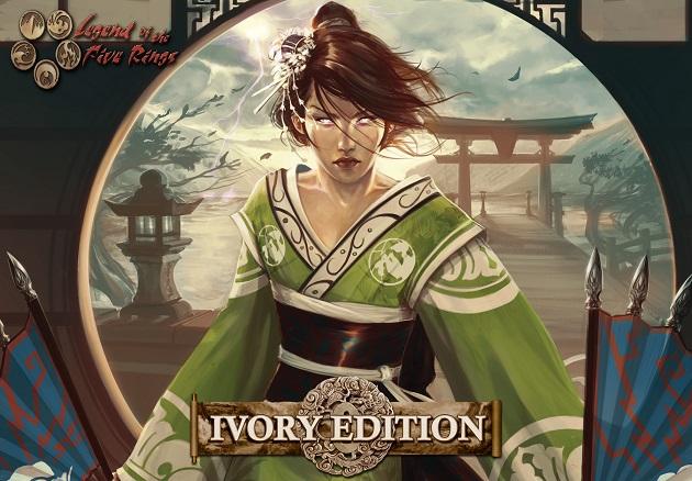 Ivory Edition - Unicorn Clan Starter Deck