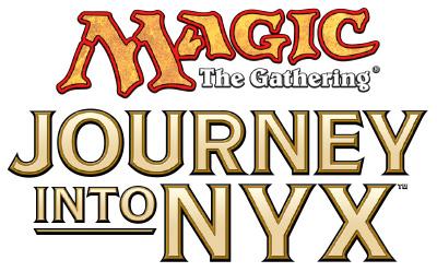 Journey into Nyx Intro Set of 5 Decks