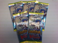 Cardfight Vanguard Sealed Breaker of Limits Booster Pack 5 Pack Lot