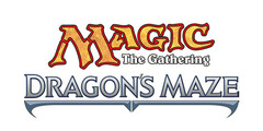 Dragon's Maze Complete Set (With Mythics) - Foil