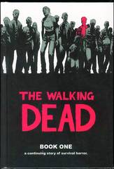 Walking Dead Hc Vol 01 New Ptg (Jul108203) (Mr)