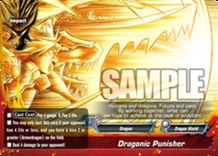 Dragonic Punisher - TD03/0018 - C