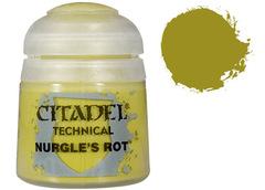 Technical: Nurgle's Rot
